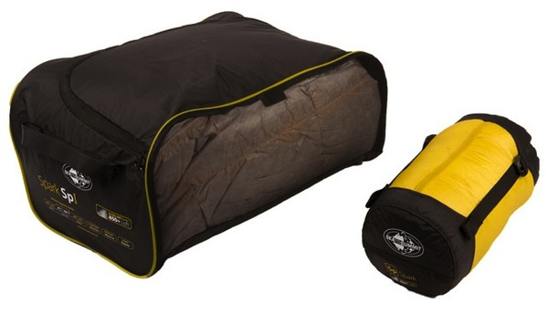 Sea to Summit Spark SP3 Ultralight Down Sleeping Bag
