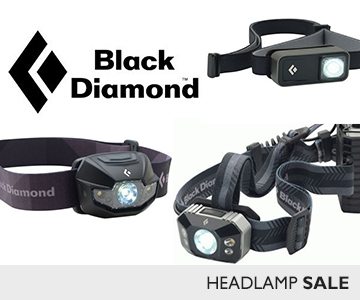 Black Diamond Headlamp Sale