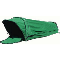 Onland Jardine QUEEN SIZE Super Deluxe Canvas Swag GREEN