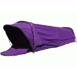Onland Jardine DOUBLE Super Deluxe Canvas Swag PURPLE
