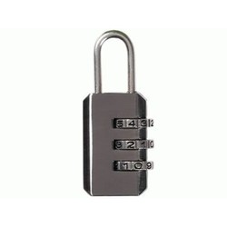 Caribee 3-Dial Combination Padlock