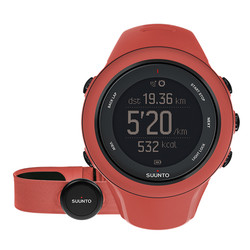 Suunto Ambit 3 Sport HR GPS Watch - Coral
