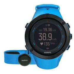 Suunto Ambit 3 Peak Sapphire HR GPS Watch - Blue