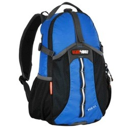 Black Wolf Fox 01 Hydration Backpack with 2L bladder - Blue