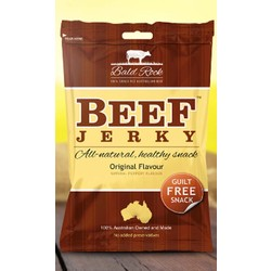 Bald Rock Beef Jerky 100g - Original