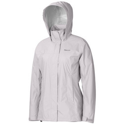 Marmot Precip NANO Womens Waterproof Rain Jacket Platinum