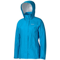 Marmot Precip NANO Womens Waterproof Rain Jacket Atomic Blue