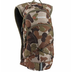 Caribee AUSCAM camo Quencher Hydration Pack 2L Bladder