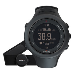 Suunto Ambit 3 Sport HR GPS Watch - Black