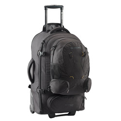 Caribee Sky Master 70L Wheeled Travel Pack & Detachable Daypack