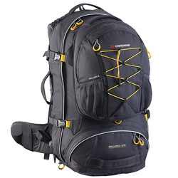 Caribee Mallorca 70L Travel Backpack & zip-off daypack