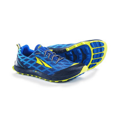 Altra Superior 2.0 Mens Trail Running Shoes  - Blue Lime