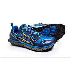 Altra Lone Peak 3.0 Mens Trail Running Shoes- Blue