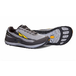 Altra Olympus 2 Mens Trail Running Shoes- Lime Grey Yellow
