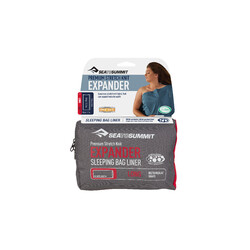 Sea To Summit Expander Sleeping Bag Liner - Long Navy Blue