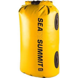Sea To Summit Hydraulic Dry 35L Waterproof Daypack - Yellow
