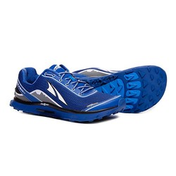 Altra Lone Peak 2.5 Mens Trail Running Shoes - Blue