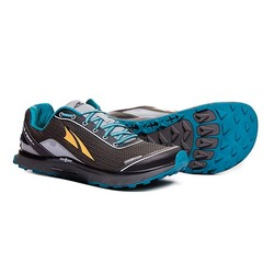 Altra Lone Peak 2.5 Mens Trail Running Shoes - Steel Grey