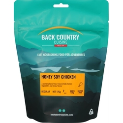 Back Country Freeze Dried Food Honey Soy Chicken 2 Serve