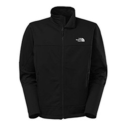 The North Face Mens Canyonwall Fleece Jacket - Black
