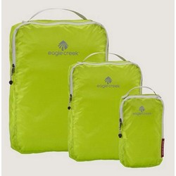 Eagle Creek Pack-It Spec Travel Garment Cube Set - Strobe Green