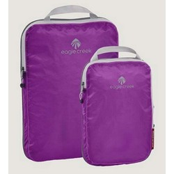 Eagle Creek Pack-It Spec Travel Compression Comp Cube Set - Grape