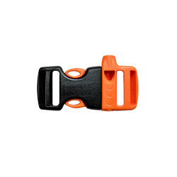 McNett 3/4 Whistle Sternum Strap Buckle Kit w/Quick Attach