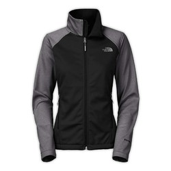 The North Face Womens Canyonwall Softshell Jacket - Black