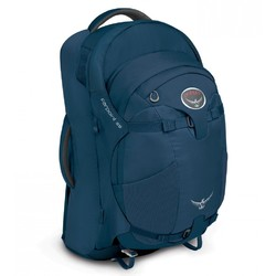Osprey Farpoint 55 Ultralight Travel Backpack and Daypack - BLUE