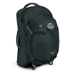 Osprey Farpoint 55L Ultralight Travel Backpack & Daypack - CHARCOAL