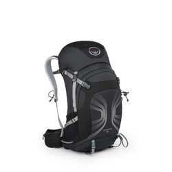 Osprey Stratos 36L Mens Hiking Rucksack Backpack  - Anthracite