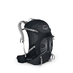 Osprey Stratos 34L Mens Hiking Rucksack Backpack- Anthracite