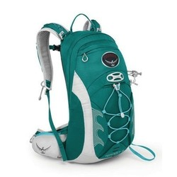 Osprey Tempest 9 WOMENS Hiking Daypack - Tourmaline green S/M