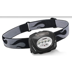 Princeton Tec Quad 4 LED Waterproof Headlamp