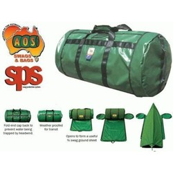AOS PVC King Single Swag Bag Protection System (SPS)
