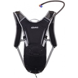 Source PRO Spinner Hydration Backpack & 2L Widepac Bladder - black