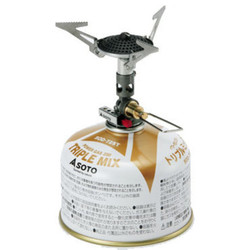 SOTO Micro Regulator Gas Hiking Stove