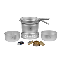 Trangia 25-1 Large Ultralight Aluminium Storm Stove & Cook Set