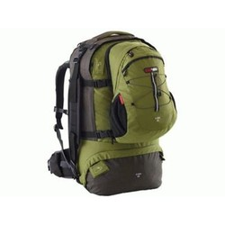 Black Wolf Cuba 65L EXANDABLE Travel Pack & Zipoff daypack