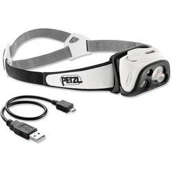 Petzl Tikka RXP REACTIVE Rechargeable LED Headlamp - 215 Lumens