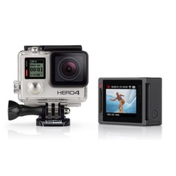 Gopro HD Hero 4 Silver WI-FI Camera