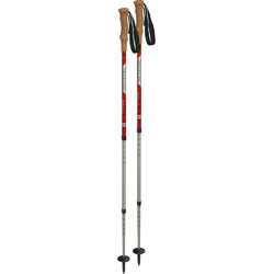 Komperdell Highlander Cork Anti-shock Hiking Poles Pair
