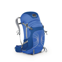 Osprey Stratos 36 Mens Hiking Rucksack - Harbour Blue