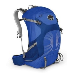 Osprey Stratos 34 Mens Hiking Daypack - Harbour Blue - ML