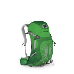 Osprey Stratos 26 Mens Hiking Rucksack - Pine Green - ML