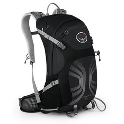 Osprey Stratos 24 Mens Hiking Daypack - Black Anthracite - ML