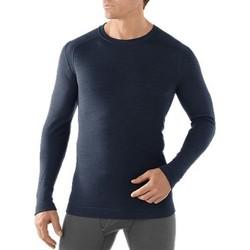 SmartWool Mens Base Thermal Midweight crew shirt