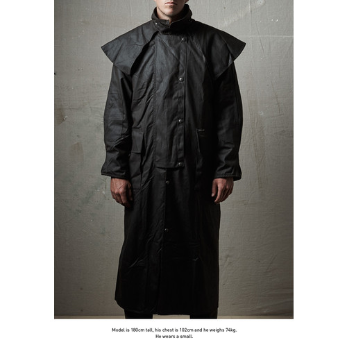 Drizabone Long Oilskin Heavy Duty Riding Coat