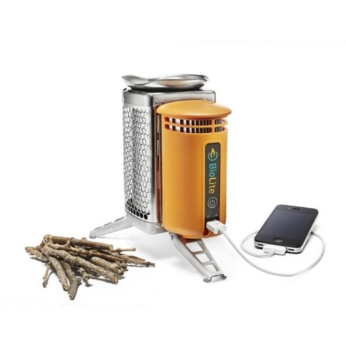 BioLite Energy CampStove & iPhone Charger