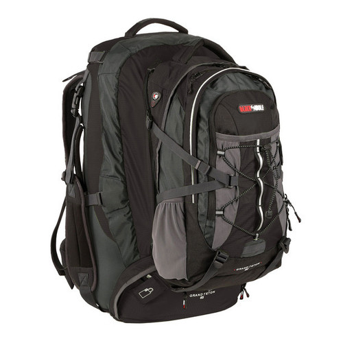 Black Wolf Grand Teton 75L Travel Pack & Zip-off AirTech Daypack